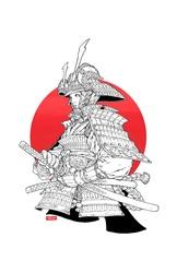 Samurai - Print